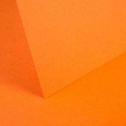 Bright Orange 240gsm double...