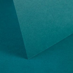Teal 240gsm double sided card